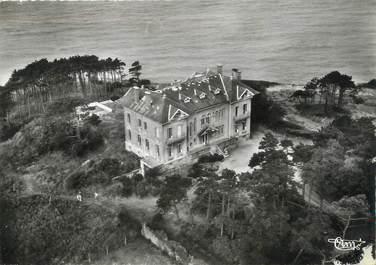 """/ CPSM FRANCE 50 """"Saint Pair sur Mer, le château de la Crête"""""""