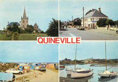 """/ CPSM FRANCE 50 """"Quineville"""""""