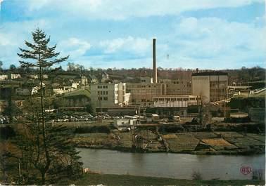 "/ CPSM FRANCE 50 ""Pont Hebert, l'usine Claudel"""
