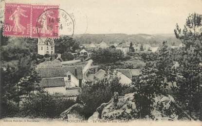 """/ CPA FRANCE 77 """"Roncevaux, la vallée et son châlet"""""""