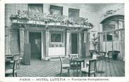 """75 Pari CPA FRANCE 75006 """"Paris, Hotel Lutétia"""""""