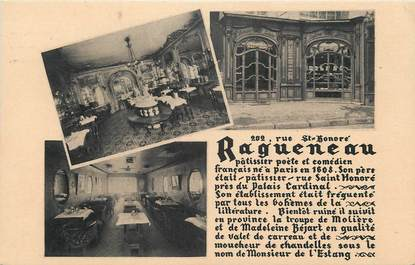 "CPA FRANCE 75008 ""Paris, Ragueneau, Rue Saint Honoré"""