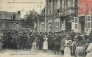 """02 Aisne CPA  FRANCE 02 """"Tergnier, Concours de pêche à la ligne, 1905"""""""