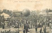 "02 Aisne CPA  FRANCE 02 ""Hirson, départ du ballon, 1913"" / BALLON / DIRIGEABLE"