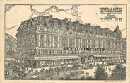 "75 Pari CPA ""Paris, I er, Central Hotel"""
