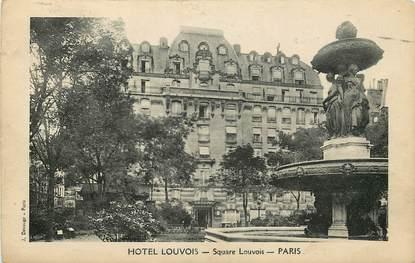 "CPA FRANCE 75009 ""Paris Hotel Louvois"""
