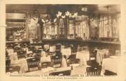 """75 Pari CPA FRANCE 75002 """"Paris, Restaurant Piani, Galerie Montmartre, salle pour banquets"""""""