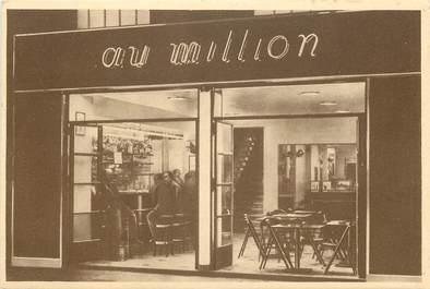"""CPA """"Paris, II ème, Restaurant Au Million, rue de Richelieu, Carrefour Richelieu Drouot"""""""