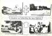 """52 Haute Marne / CPSM FRANCE 52 """"Souvenir de Colombey les Deux Eglises"""""""