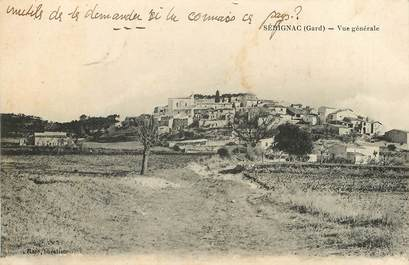 """CPA FRANCE 30 """"Sérignac, vue générale"""""""