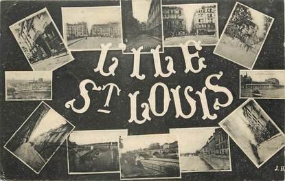 """CPA  """"Paris, IV ème, L' Ile Saint Louis"""""""