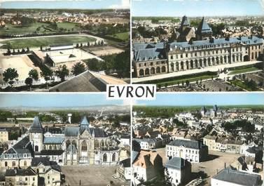 "/ CPSM FRANCE 53 ""Evron"" / STADE"