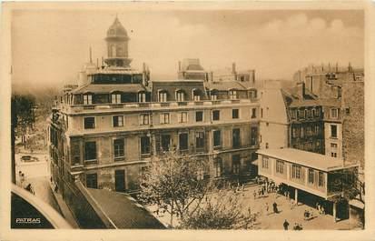"""CPA """"Paris, IV ème,  Ecole Massillon, Ancien Hôtel, Quai des Célestins"""""""