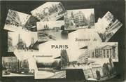 """75 Pari CPA  """"Souvenir de Paris Vème"""""""