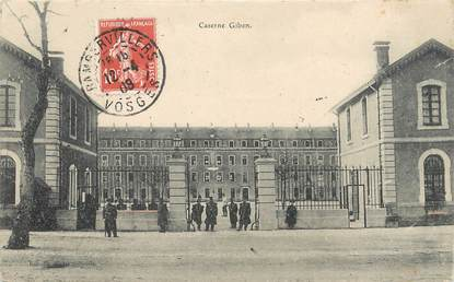 """/ CPA FRANCE 88 """"Rambervillers, caserne Giben"""""""