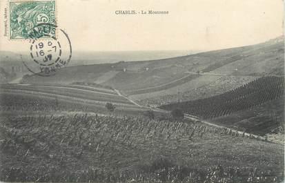 """/ CPA FRANCE 89 """"Chablis, la Moutonne"""""""