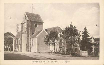 """/ CPA FRANCE 91 """"Bures sur Yvette, l'église"""""""