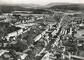 """54 Meurthe Et Moselle / CPSM FRANCE 54 """"Baccarat, vue aérienne des usines de Cristalleries et rue des Cristalleries"""""""