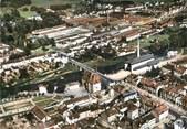 """54 Meurthe Et Moselle / CPSM FRANCE 54 """"Baccarat, vue aérienne sur le centre"""""""