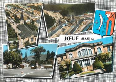 """/ CPSM FRANCE 54  """" Joeuf"""""""