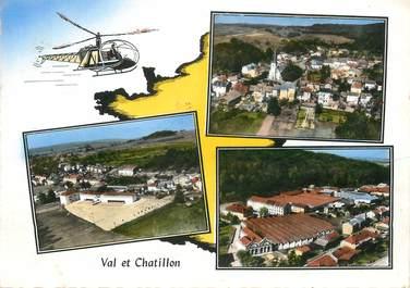 "/ CPSM FRANCE 54 ""Val et Chatillon"""