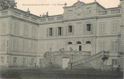 """/ CPA FRANCE 70 """"Neuvellé Lez La Charité, le château"""""""