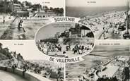 "14 Calvado / CPSM FRANCE 14 ""Souvenir de Villerville """