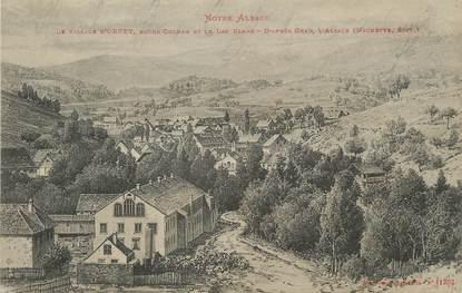 "/ CPA FRANCE 68 ""Le village d'Orbey"""