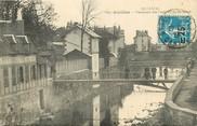 """15 Cantal CPA FRANCE 15  """"Aurillac, panorama des ponts sur la Jordanne"""""""