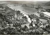 """55 Meuse / CPSM FRANCE 55 """"Dun sur Meuse, vue aérienne"""""""