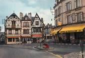 """56 Morbihan / CPSM FRANCE 56 """"Auray, les vieilles maisons de la plage"""""""