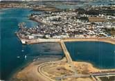 """56 Morbihan / CPM FRANCE 56 """"Etel, vue générale sur la piscine et le port"""""""