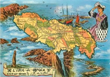 """/ CPM FRANCE 56 """"Ile de Groix"""""""