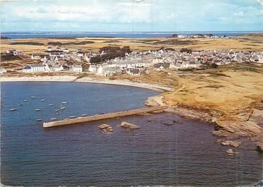 """/ CPM FRANCE 56 """"Ile de Groix, le port de Locmaria"""""""