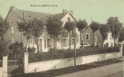 """/ CPA FRANCE 58 """"Pougues Les Eaux, hôtel du Mont Give"""""""