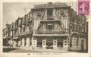 "14 Calvado / CPA FRANCE 14 ""Villers sur Mer, l'hostellerie"""