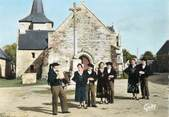 "56 Morbihan / CPSM FRANCE 56 ""Josselin, cercle folklorique Beaumanoir"""