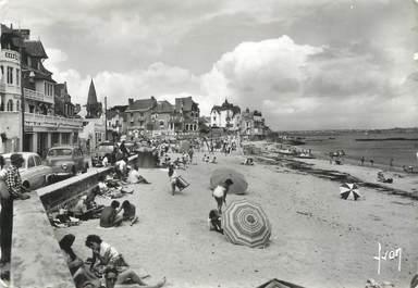 """/ CPSM FRANCE 56 """"La plage de Larmor"""""""