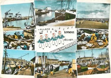 """/ CPSM FRANCE 56 """" Lorient """""""