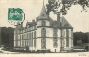 """77 Seine Et Marne CPA FRANCE 77 """"La Celle sur Seine, le chateau de Graville"""""""