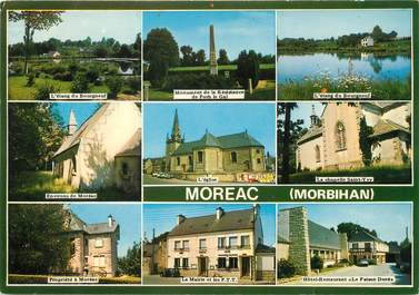 """/ CPSM FRANCE 56 """"Moréac"""""""