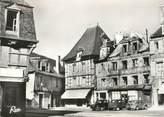 """56 Morbihan / CPSM FRANCE 56 """"Pontivy, sur la place du Martray"""""""