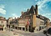 """56 Morbihan / CPSM FRANCE 56 """"Pontivy, ancien pavillon de chasse des ducs de Rohan"""""""