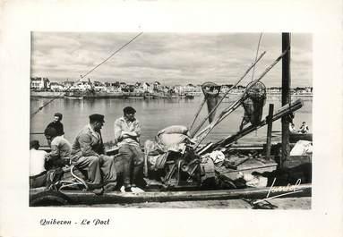 """/ CPSM FRANCE 56 """"Quiberon, le port"""""""
