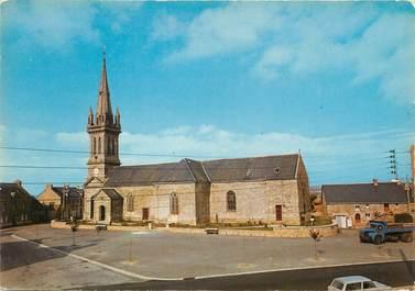 """/ CPSM FRANCE 56 """"Seglien, église"""""""