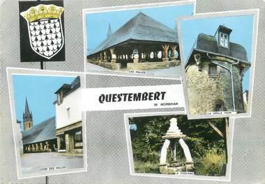 "/ CPSM FRANCE 56 ""Questembert"""