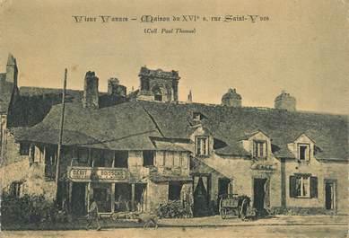 """/ CPSM FRANCE 56 """"Vieux Vannes, maison du XVIè siècle, rue Saint Vues"""""""