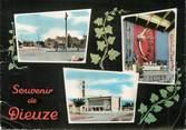 """57 Moselle / CPSM FRANCE 57 """"Souvenir de Dieuze"""""""
