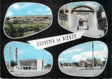 """/ CPSM FRANCE 57 """"Souvenir de Dieuze """""""