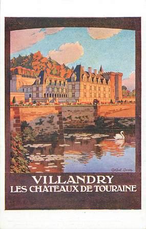 Villandry, chateaux de Touraine